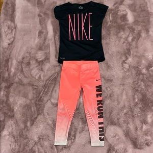 2 piece Nike outfit